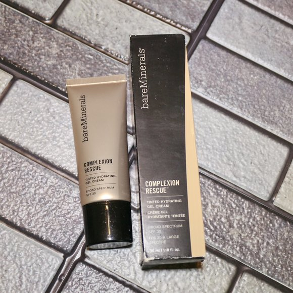 Bare Minerals Other - Bare Minerals Complexion Rescue Tinted Gel Cream
